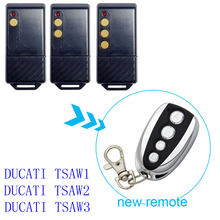 DUCATI TSAW1 Cloning universal gate for garage remote control DUCATI TSAW1 key 433.92mhz DUCATI TSAW1(China)