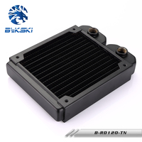 Bykski B RD120 TN 120 120mm Copper Radiator Water Cooling