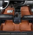 Ajuste personalizado tapetes do carro 3d carro-styling liner para mitsubishi outlander 2013 2014 2015 2016 acessórios auto lhd