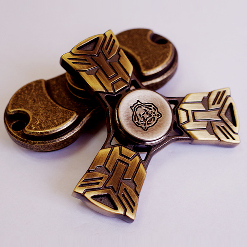 Tri Spinner Toys Fidget Sensory Fidgets Autism ADHD Hand Spinner For Autism and ADHD Rotation Anti