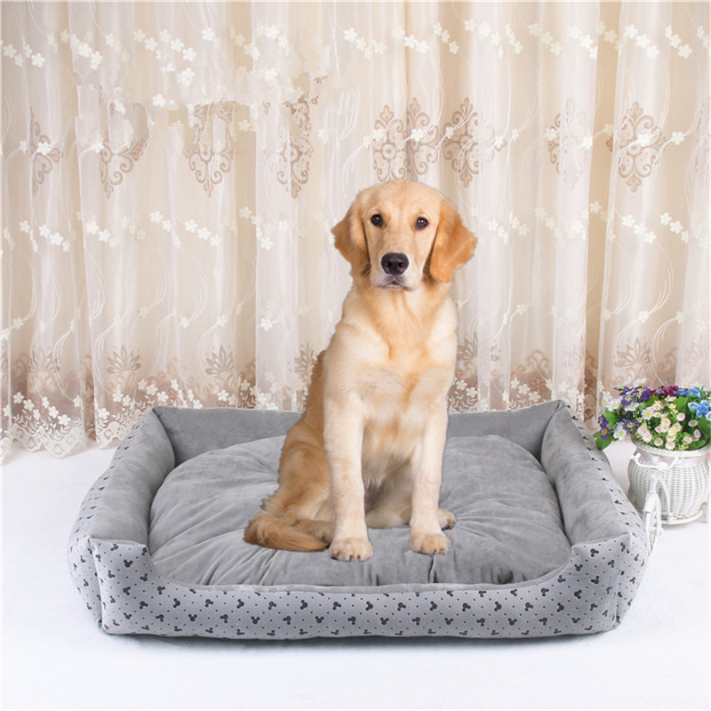 Fashion Pet Bed Simpel Cute Stripes Keep Warm Small Pet House for Small and  Medium Dog and Cat Pet Supplie Accessories Hot Sale