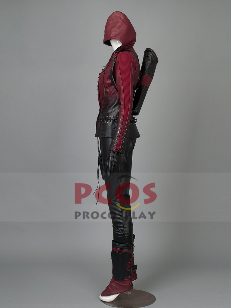 Arrow Speedy Thea Queen Cosplay Disfraz Personalizado - Disfraces - foto 2
