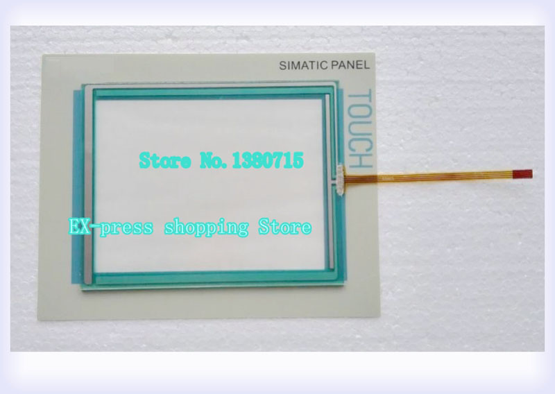 New 6AV6640-0CA11-0AX0 TP177 TP177A TP177B K-TP178 6AV6 642-0AA11-0AX1 Touch Screen Glass Protect Mask Film