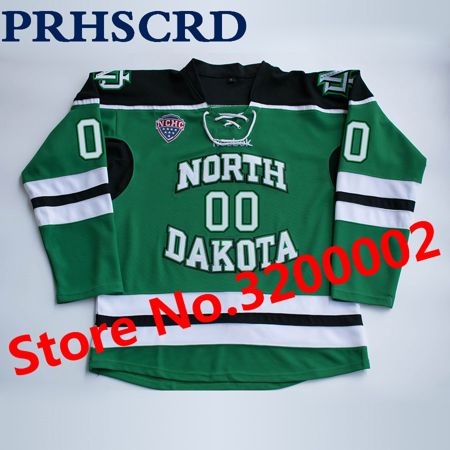 North Dakota Fighting Sioux 2 Troy Stetcher Stitched Hockey JerseyNorth Dakota Fighting Sioux 2 Troy Stetcher Stitched Hockey Jersey