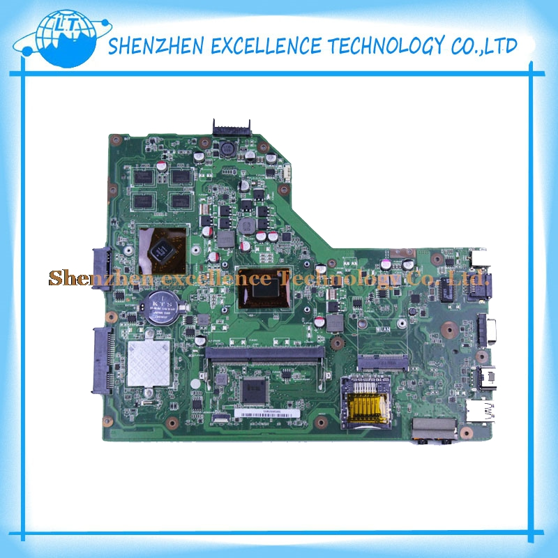For asus K54HR REV 3 0 Laptop font b motherboard b font mainboard onboard CPU 45days