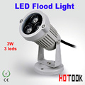 3W IP65 Waterproof LED FloodLight Outdoor project-light  Flood Light lamp underwater lawn lighting 220v outdoor CE RoHS