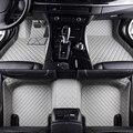 Personalizado esteras del piso del coche para BMW F10 F11 F15 F16 F25 F20 F30 F34 E60 E70 E90 1 3 4 5 7 GT X3 X1 X4 X5 X6 Z4 3D car-styling alfombra