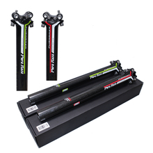 EC90 The World's Top All-Carbon Fiber Seat Tube / Bicycle Seat Tube / Road and Mountain Bicycle Seat Post Bike Accessories
