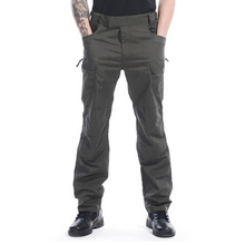 Tactical cargo Pants Combat Multi-pockets Training Overalls Men Outdoor Training Combat Waterproof Caming Hiking trousers