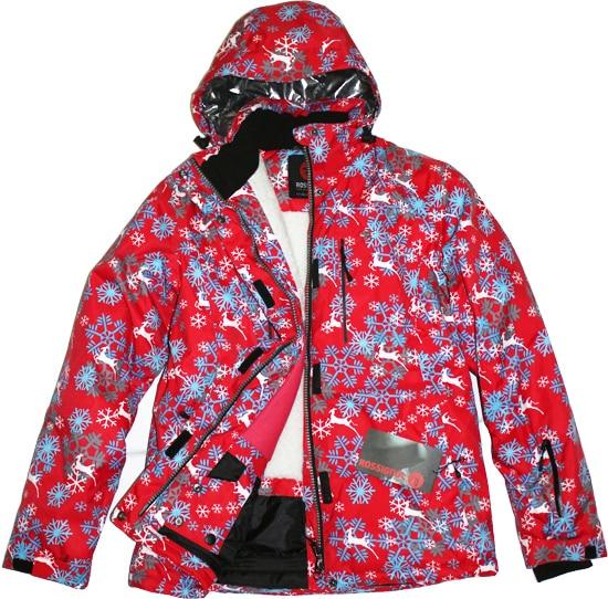 78dd02eeb8 Italian brand women s ski suit skiwear ski suit jacket women s series dual  board ski jacket waterproof cashmere clothing