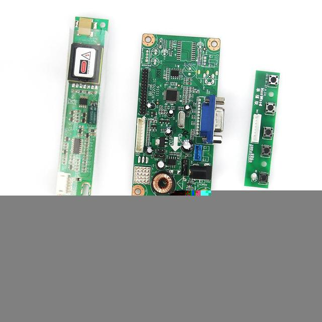 Для TX39D80VC1GAA LCD/LED Управления Водитель Борту VGA 1280x800 LVDS Монитор Повторное Ноутбук