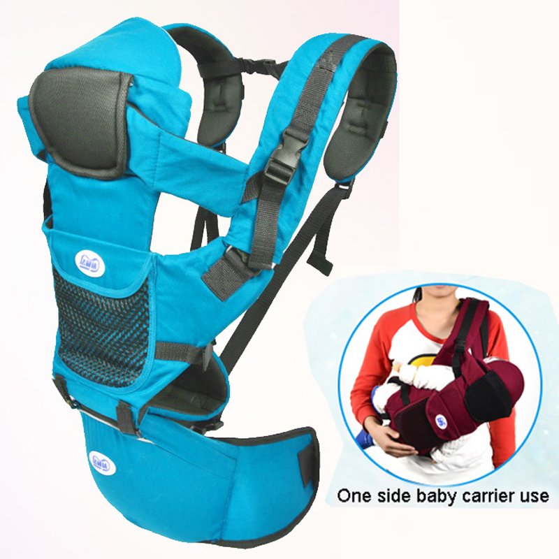Baby Carrier Ergonomic Re-hold Infant Backpack Carriers For Baby Care Toddler Sling Kangaroo Baby Suspenders 2016 hot portable baby carrier re hold infant backpack kangaroo toddler sling mochila portabebe baby suspenders for newborn