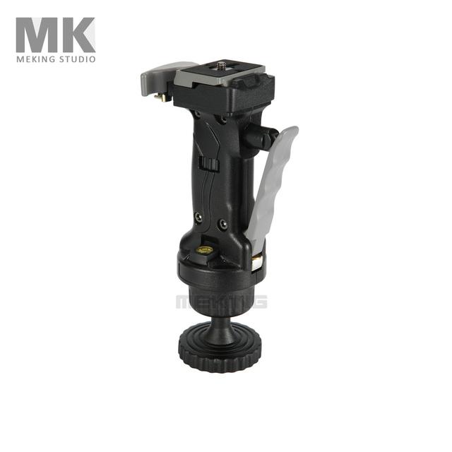 Joystick Ação FJT Bola-cabeça Da Câmera estabilizador titular stand Portátil para câmera Tripé monopé Cabeça com Placa de Liberação Rápida