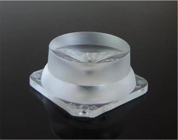 Lente de Alta Superfície de Moagem Materiais de Pmma Qualidade Backlit Tamanho: 17x17x7.86mm 170 Graus Hwk-17 tv