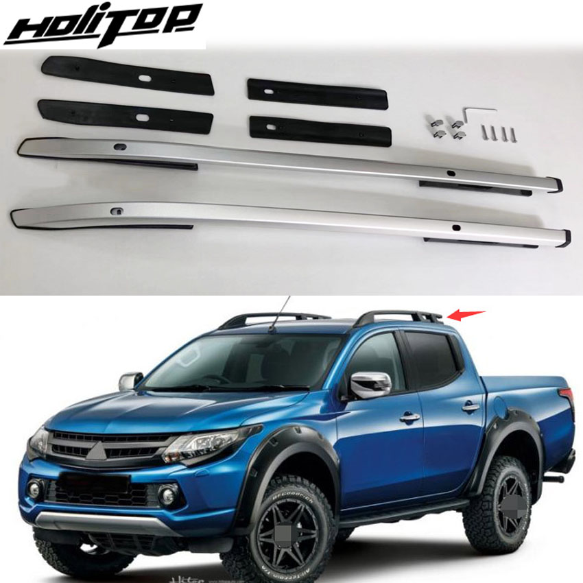 New arrival roof rack roof rail roof bar for Mitsubishi L200 TRITON excellent ISO9001 quality superior