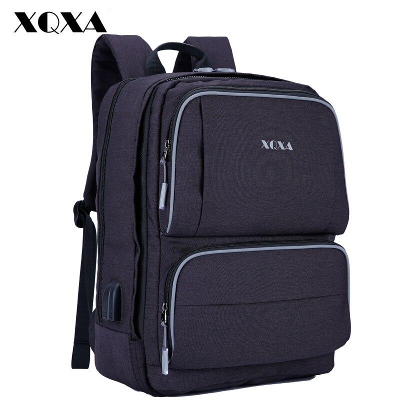 moda mochilas cinza 15.6 polegada Handle/strap Tipo : Hard Handle