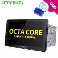 JOYING 2GB RAM 2DIN 8INCH Full Touch Screen Android 6 0 Car Radio Stereo Head Unit