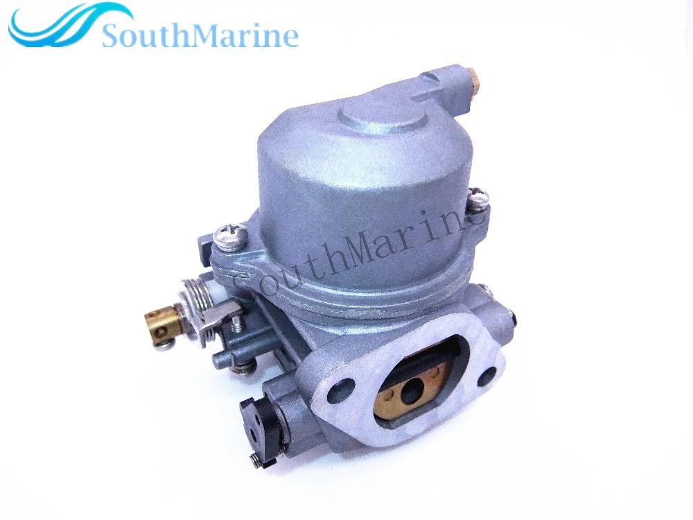 Карбюратор в сборе 67Д-14301-01 для YAMAHA 4-х тактный 4 л. с. 5 л. с. лодочные моторы f4a по f4m все