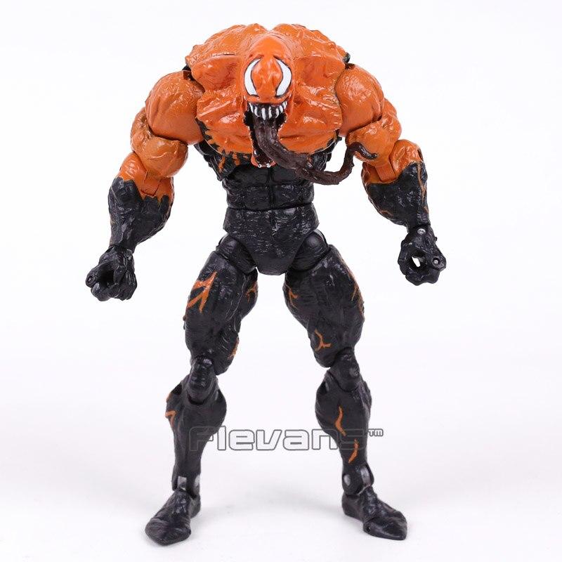Genuine Original Venom Spider Man PVC Action Figure Collectible Model Toy 7inch 18cm 2 Styles
