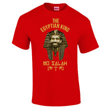 Mo Salah 11 Egyptian King Egypt Pharaoh Gift Made In Liverpool T-Shirt S - 5XL New T Shirts Funny Tops Tee Unisex