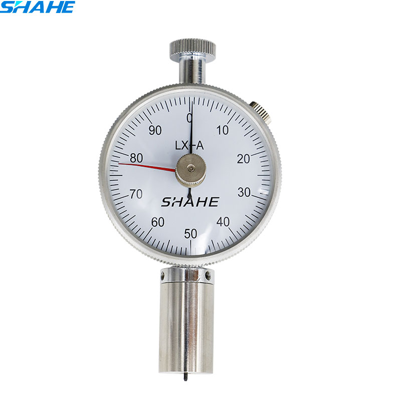 Double Needles Shore A Hardness Tester Sclerometer LX-A-2 Metal Hardness Tester Durometer Durometro Hardness Tester Price