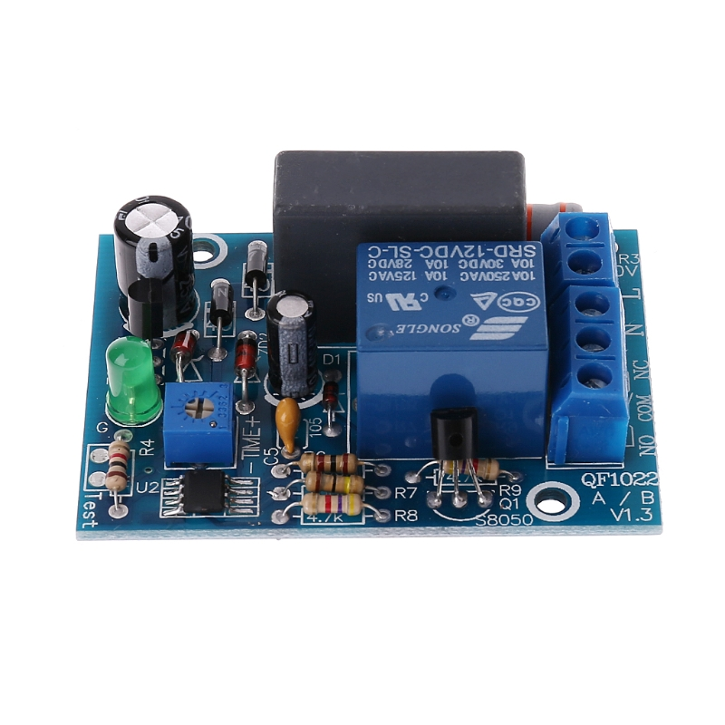 цена на AC 220V Adjustable Timer Delay Switch Turn On/Off Time Relay Module