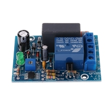 AC 220V Adjustable Timer Delay Switch Turn On/Off Time Relay