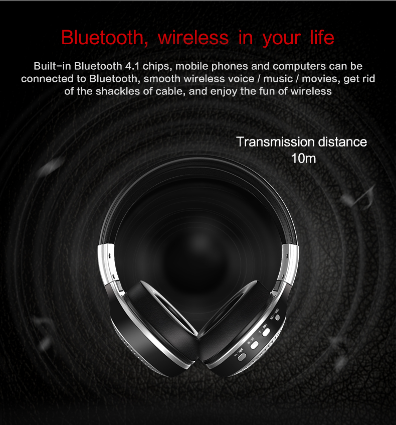 ZEALOT B19 Bluetooth Headphones Wireless Stereo Earphone ZEALOT B19 Bluetooth Headphones Wireless Stereo Earphone HTB1j2jCPFXXXXbsXFXXq6xXFXXX2
