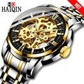 HAIQIN männer Uhren sport/automatische/mechanische/mliltary uhr männer armbanduhr herren uhren top brand luxus relogio mecanico