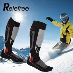 1 pair men s long cotton winter long thick thermal snow ski hiking mountaineering outdoor sport.jpg 250x250