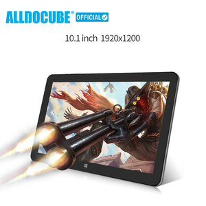 Image 3 - ALLDOCUBE tablette Windows 10.1 pouces iWork10 Pro, avec 4 go de RAM, 64 go de ROM, Atom, Android 5.1, Quad core, HDMI Dual Sys