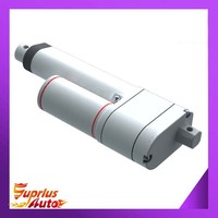 Free Shipping 150 Mm 6 Inches Stroke 750N Load 12VDC Linear Actuator With Feedback Potentiometer