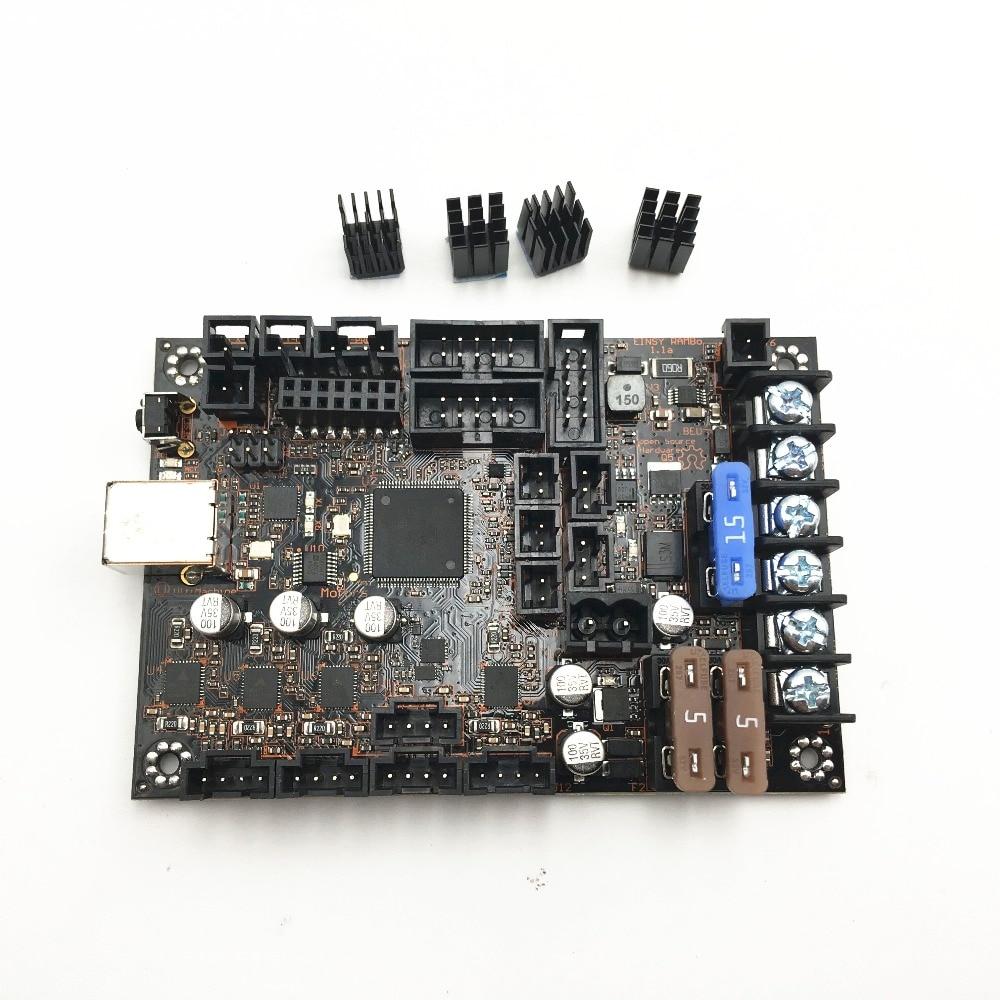 Original Prusa i3 mk3 3d impresora de placa base clonado Einsy Rambo 1,1 Kit completo-in Accesorios y partes de impresoras 3D from Ordenadores y oficina on AliExpress - 11.11_Double 11_Singles' Day 1