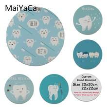 Maiyaca крутой новый зубной вмятин зубы милые уникальный настольный