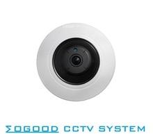 Hikvision International Version DS-2CD2942F-IS 4MP Fisheye View CCTV IP Camera Support EZVIZ P2P Audio  SD Card  PoE IR 10M