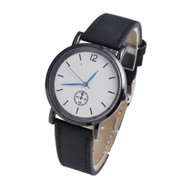 Hot Sales Frosted Leather Watches Women Men Casual Military Dress Quartz Wrist Watch Relogio Feminino