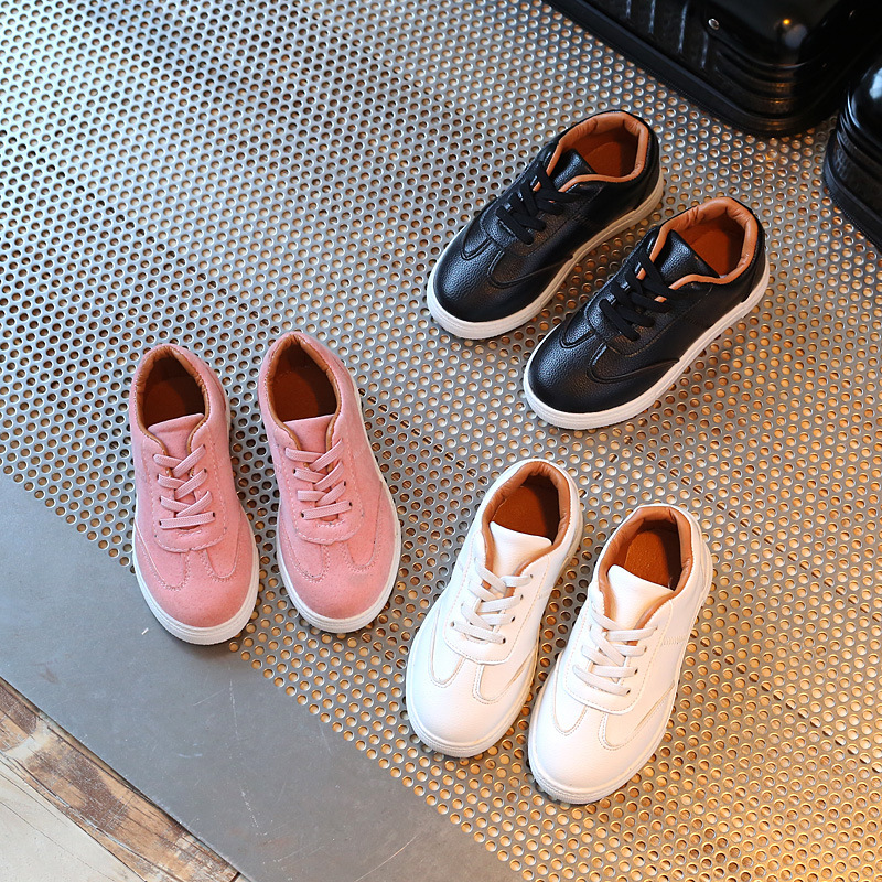 Fashion Children casual shoes Pumps Childrens leather shoes girl 39 s Boy 39 s shoes Spring autumn Leisure shoes for students in Sneakers from Mother amp Kids