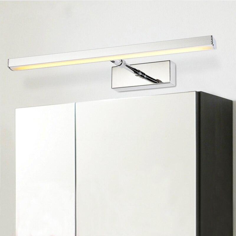 Moderne Stil Einstellbare LED Spiegel Licht 7 Watt 12 Watt AC90-260V ...