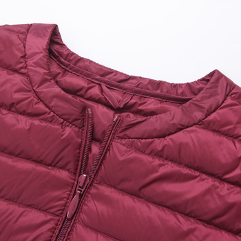 NewBang Brand Down jacket female Long Duck Down Jacket Women Lightweight Warm Linner Slim Portable ladies Coats 3