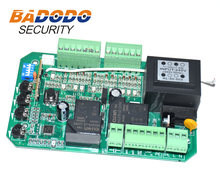 AC110v 220V smart circuit board kontrolle karte mutter bord platte für schiebe tor opener motor(PY600ac SL600 SL1500 PY800 modell)