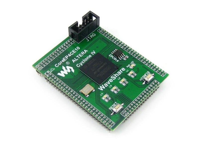 ФОТО Altera Cyclone Board EP4CE10F17C8N EP4CE10 ALTERA Cyclone IV FPGA Development Evaluation Core Board