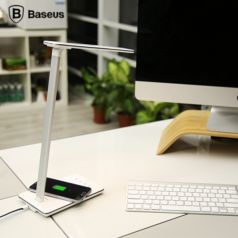 Baseus Ingert Wpc Qi Intelligent Wireless Charger Charging