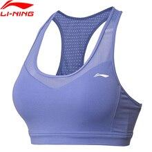 (Clearance) Li-Ning Women Base Layer Sports Bras Lifestyle Fitness Medium Suppor