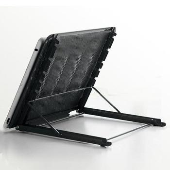 Verstelbare Laptop Tafel Stand Tray Lui Opvouwbare Notebook Houder Bureau Rack QJY99