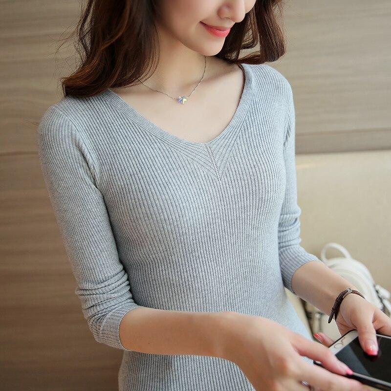 OHCLOTHING En el otoño de 6573 nuevas mujeres camisa suéter corazón de pollo 22