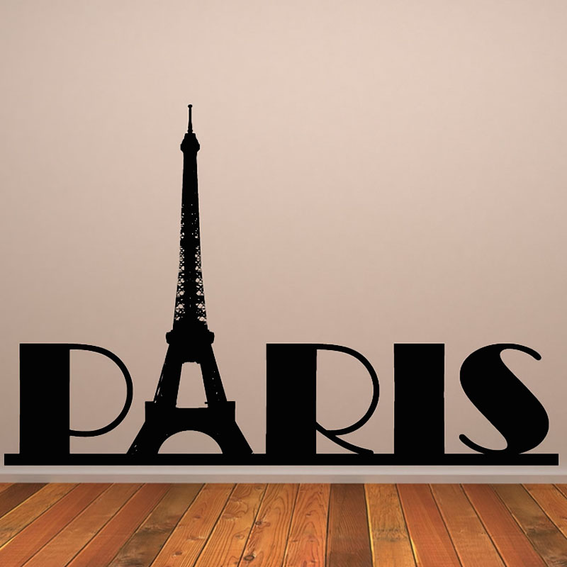 Compare Prices on Paris Wall Decals- Online Shopping/Buy Low Price ...