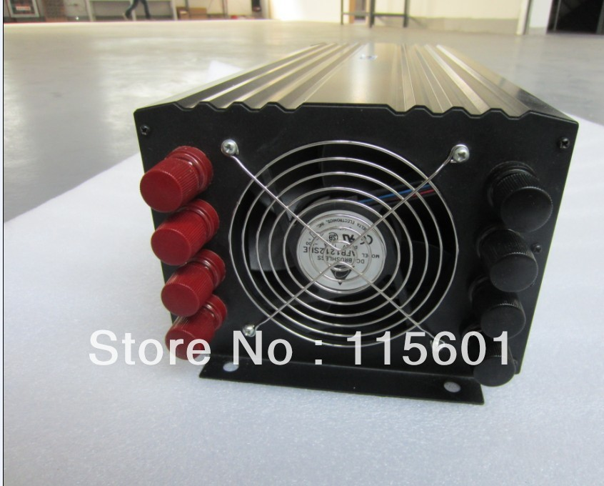 New Professional Solar Inverter 6kw 24v to 230v New Hot Sale Outdoor Use Inverter Made in China in Inverters Converters from Home Improvement