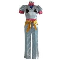 2018 Hunter X Hunter Hisoka Cosplay Costume