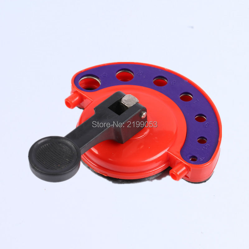 1pc diamond drill bit hole saw use Plastic drill guide 4-5-6-7-8-10-12mm for glass drilling use New arrival free shipping  цены