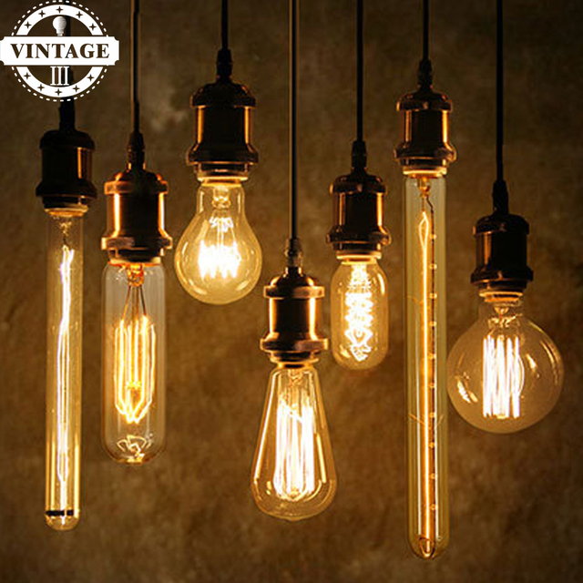 Lightinbox 40 W 220 V Vintage Retro Edison Lampen E27 Spiraal